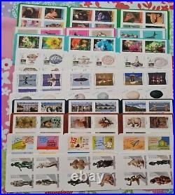 10 carnets timbres affranchissement valeur verte et permanente. Facial 129e60