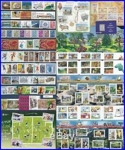 2006 FRANCE Tous les TIMBRES de l'Année NEUFS LUXE 135 timbres année complète