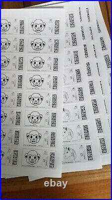 2 lots de120 timbres lettre vert validité permanente 3