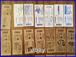 307 euros de Carnets timbres neuf TVP Marianne Rouge France sous facial