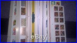 50 carnets de 12 timbres prioritaires++++++++11+++++ faciale 696 euros