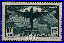 ATLANTIQUE SUD vert TTB, Neuf = Cote 800 / Lot Timbre France 321