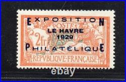 +AUTHENTIQUE EXPO LE HAVRE / COTE 1600 E NEUF LUXE / SIGNE CALVES / No257A