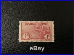 AVO! 1220 FRANCE orphelin timbre n°154 1 franc + 1 franc Marseillaise MLH