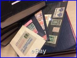 À VOS OFFRES! 504 timbres France dt classiques 262 surcharges EA en 7 albums
