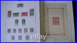 Affaire France Collection De Timbres Neufs En 11 Albums Luxe Yvert+ Vrac