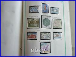 Album De Timbres France Neuf De 1960 A 1980 Complé De Timbres Neuf En Faciale