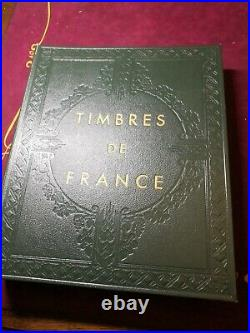 Album France 1849- 1975 avec timbres neufs et cote 6460 env, lire détails