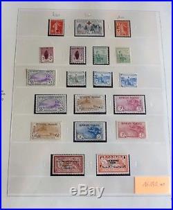 Album de timbres de France de 1849 à 1945