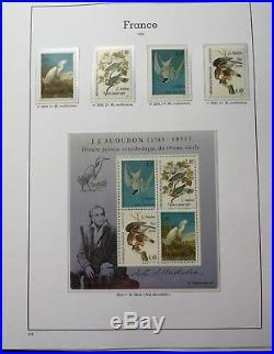 Album de timbres yvert tellier