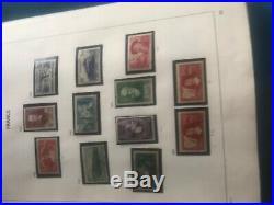 Album timbres france Davo jusque 1976