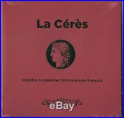BLOC CERES 2019 dans son livre La Cérès Salon d'Automne, neuf sous blister