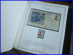 COLLECTION 1er JOUR + TIMBRES NEUF ALBUM CERES 1953/1954 (cote +2100 euro)