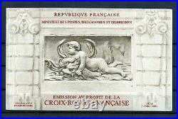 Ca02 / France / Carnet Croix Rouge 1952 / Y&t # 2001 Neuf