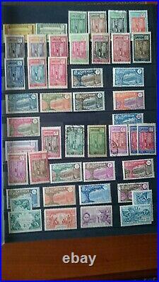 Cameroun collection manque le 42a et 208 neuf et signé pour les grosses valeurs