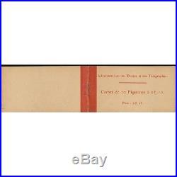 Carnet N° 135 C1 ref CR7
