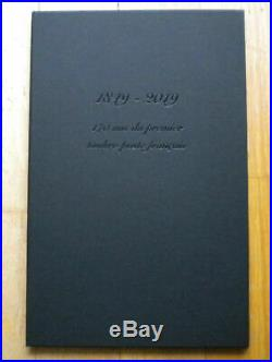 Coffret Prestige 170 ans CERES 1849 / 2019 Salon TIRAGE 6000 EXEMPLAIRES