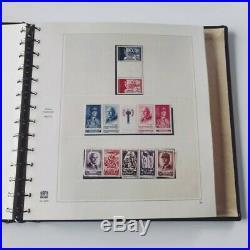 Collection De France 1938-1959, Album Safe, Cote 3900 Euros