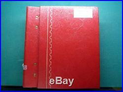 Collection France 1849-1964 album Timbres BF oblitéré et neufs / série cpl CV