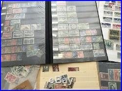 Collection Timbres De France En 2 Cartons, Neufs Et Obliteres, A Trier, Lot 2