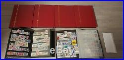 Collection Timbres France Avec Album (Neuf, Oblitere, Taxe, Chemin De Fer.)