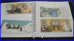 Collection de timbres de France neufs + vrac. Albums Yvert et Tellier