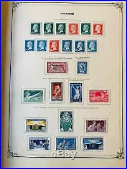 Collection timbre de France 1900 à 1957 (complet après 1936) neufs dt 182, pexip