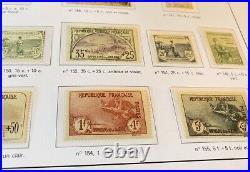 Collection timbres français neufs 1900-1944 dt 1ère orphelins, BF1,2,3,257A, 321++