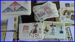 Espagne Stock 1938 Blocs Feuillets Exfina Expo Efn 1978 A 1997 Neufs Cote Enorme