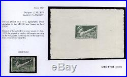 Ex-LECCESE épreuve artiste timbre Jeux Olympiques Paris 1924 n°183 Olympics #154