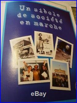FRANCE ALBUM DE 1981 A 200O NEUF SANS CHARNIERE FACIALE 4800 Fr SOIT 731 EUROS