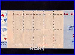 FRANCE CARNET CROIX-ROUGE 1952 / n° 2001 / MNH / TTBE