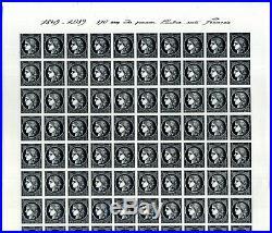FRANCE COFFRET PRESTIGE CERES 1849-2019 170 ANS DU 1er TIMBRE FRANCAIS