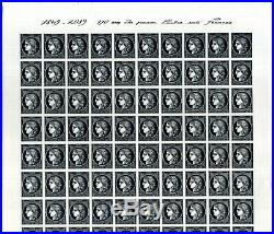 FRANCE COFFRET PRESTIGE CERES 1849 2019 170 ANS DU 1er TIMBRE POSTE FRANCAIS