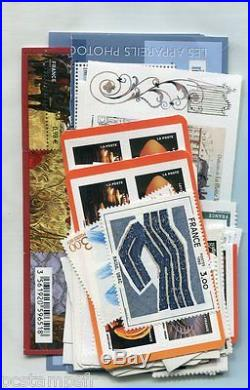 FRANCE, LOT FACIALE 150 EURO pour 105 EURO, timbres neufs, PORT OFFERT