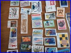 FRANCE Lot 1300 timbres neufs FACIALE 4000 F soit 600 pour affranchissement