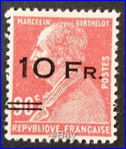 FRANCE PA 1928. N°3, 10FR sur 90C NEUF X QUASI XX SUPERBE CERTIF. 4900