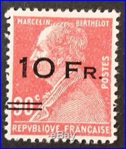 FRANCE PA 1928. N°3, 10FR sur 90C NEUF X QUASI XX SUPERBE SIGNE 4200 E31
