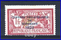 FRANCE STAMP TIMBRE N° 182 CONGRES BORDEAUX MERSON 1923 NEUF x A VOIR T204