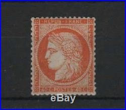 FRANCE STAMP TIMBRE N° 38 CERES 40c SIEGE DE PARIS 1870 NEUF xx A VOIR R464