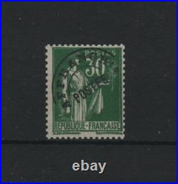 FRANCE STAMP TIMBRE PREOBLITERE 69 TYPE PAIX 30c VERT NEUF xx LUXE RARE T138
