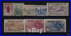 FRANCE STAMP TIMBRE Y&T 148/55 SERIE ORPHELINS DE LA GUERRE 1917-18 NEUFSxxTTB