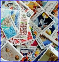 FRANCE lot timbres neufs 1200 francs de faciale à 59 % port SUIVI gratuit (8)