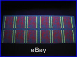 Faux carnet timbre Ciappa, couverture le carré d'encre, avec barre phospho