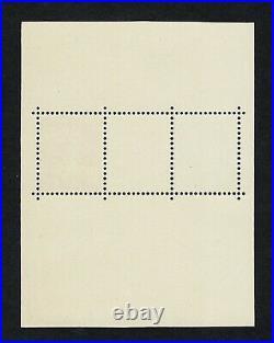 France 1927 Strasbourg Sheet Nº 2 Mnh (242a)