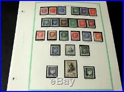 France 1940/1959 Collection 20 années complètes neufs sans charnière