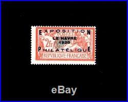 France 257a / Mh / Expo Le Havre / Signe Scheller / Ttbe
