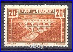 France 262B. Sans charnière. Frais. Cote 2.400 euros