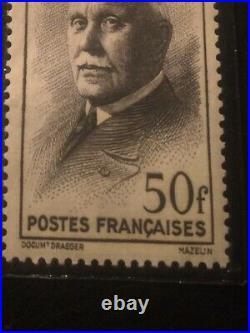 France 50F Petain Liberation Neuf Rare