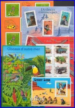 France Année 2003 complète NEUFS LUXE avec bloc 65